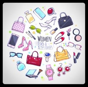 Women 👩🦱🧕🤰 Items 💄💍👢👗💅👠